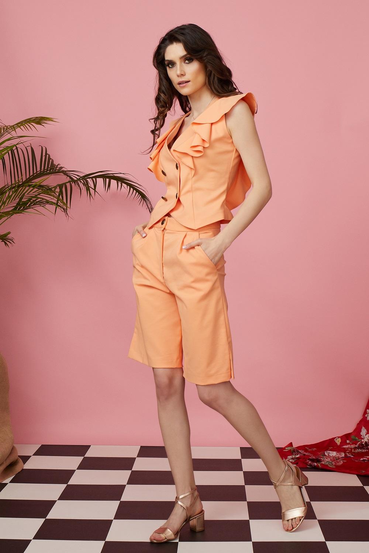 costum peach 1
