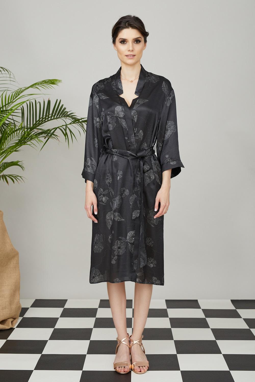 kimono black 1