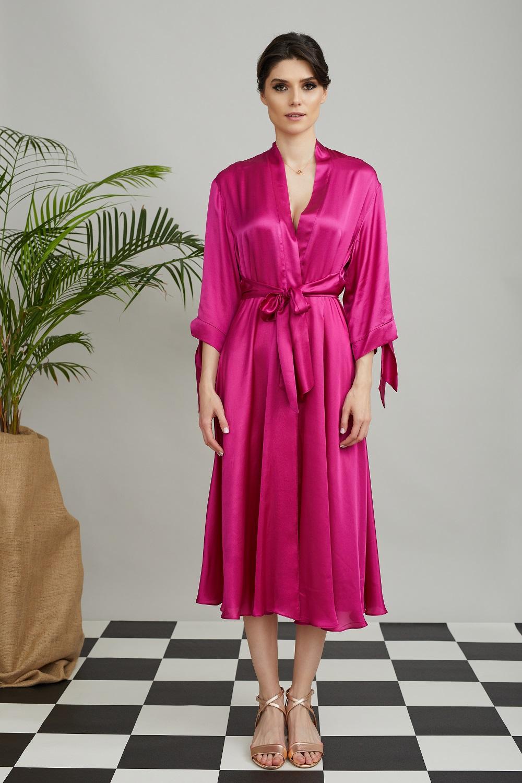 kimono fuchsia 1